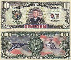 The Big Apple New York 1 Million Dollars Novelty Note